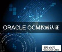 2017年计算机考试Oracle认证考试介绍
