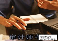 【云南考试网】2017年审计师考试科目题型及分值