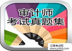 【云南考试网】2014年中级审计师《审计专业相关知识》真题
