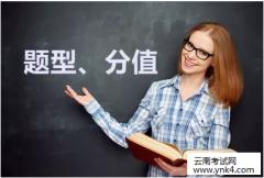 云南考试中心:2018银行业初级资格考试题型、分值及答题事项