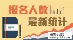 云南事业单位招聘:2018云南省交通运输厅事业单位招聘报名数据