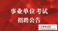 云南事业单位招聘公告:2018年事业单位招聘5.26统考考试范围