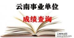 事业单位成绩查询:2018年云南红河州事业单位招聘笔试加分成绩
