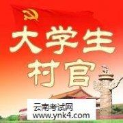 村官:2019年云南普洱市事业单位定向招聘大学生村官拟聘用名单