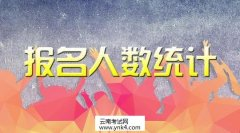事业单位:2020年云南省楚雄州事业单位招聘报名数据时时更新中